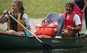 VT Adaptive Canoeing